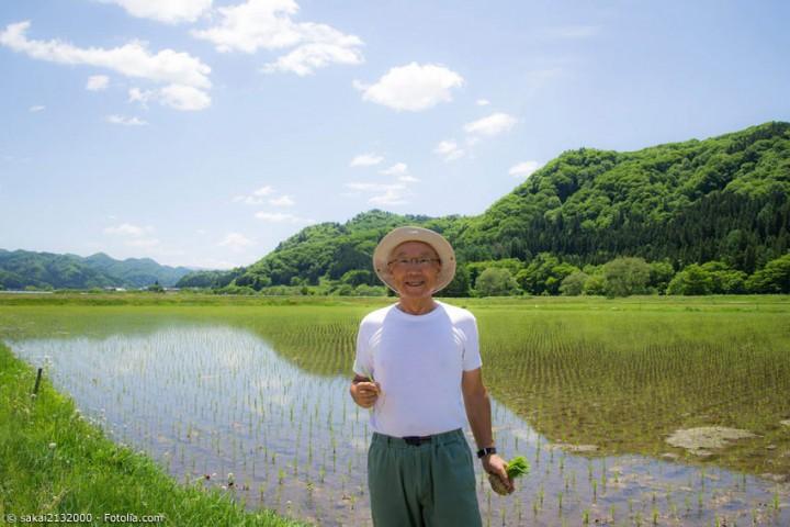 Alte Menschen in Japan verblüffen Statistiker und Wissenschaftler