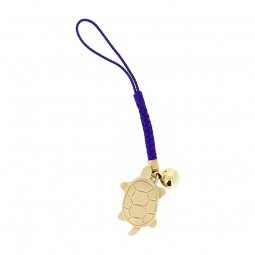 Anhänger - Holzschildkröte