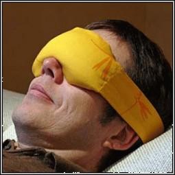 Augenentspannungskissen