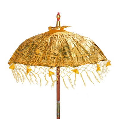 Bali-Schirm Gold