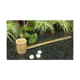 Bambus-Schöpfkelle 55cm