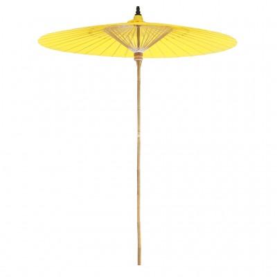 Bambus Sonnenschirm Japan Schirm