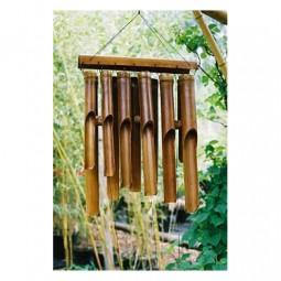 Bambus - Windspiel