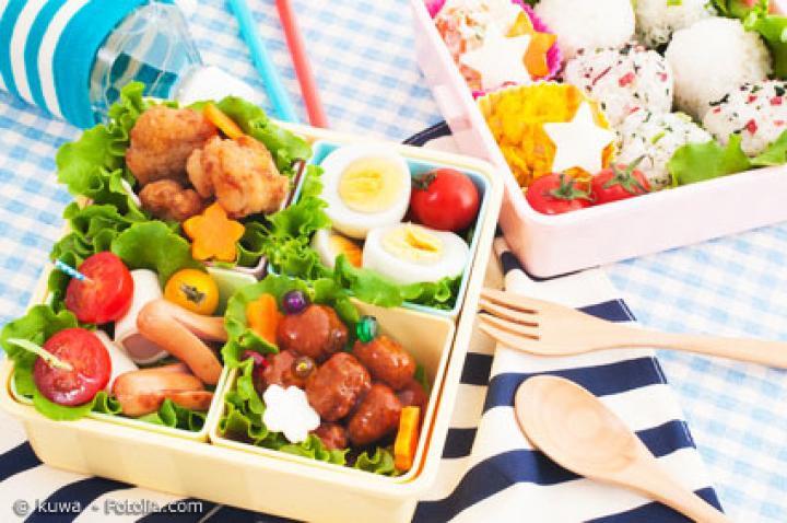 Zum Semesterstart die Bento Box für Brote & Co. entdecken