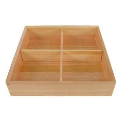 Bentobox aus Holz