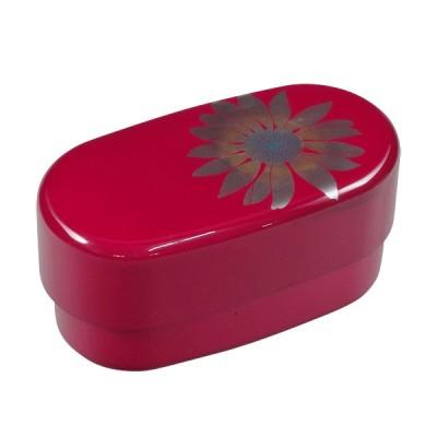 Bentobox - Flowergarden rot