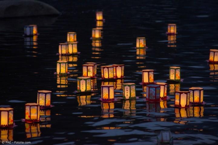 Obon Fest in Japan: Ahnen ehren und Geister vertreiben