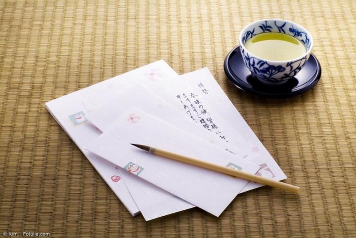 Japanisches Briefpapier in Zeiten moderner Kommunikation