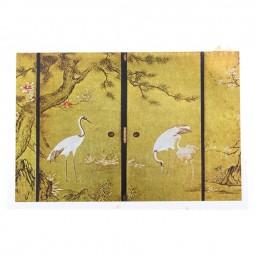 Briefkarte Tsuru Matsu