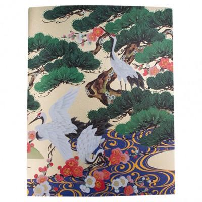 Briefkarte Tsuru