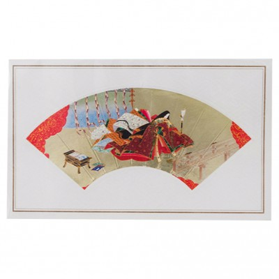 Briefkarte Wandfächer