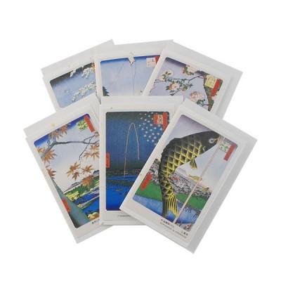 Briefkarten - Kuvert Edo