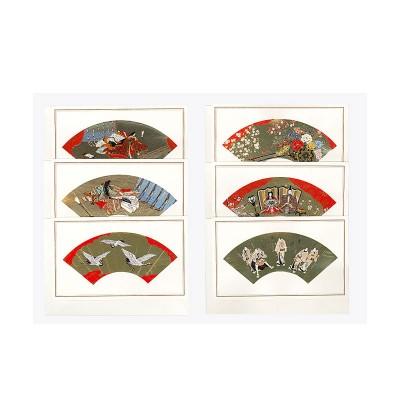 Briefkarten - Kuvert Fächer