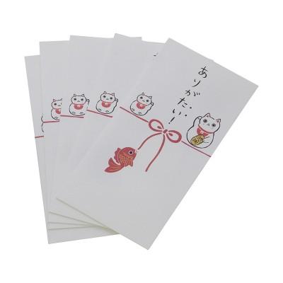Briefumschlag Maneki-Neko