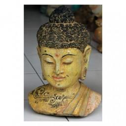 Buddha Büste Höhe 30 cm