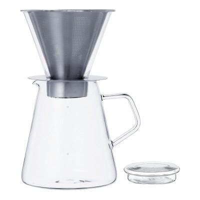 CARAT Kaffeefilter & Kanne