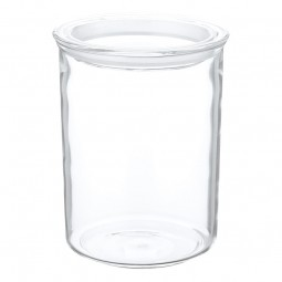 CAST Glasbehälter mit Deckel - 4er Set