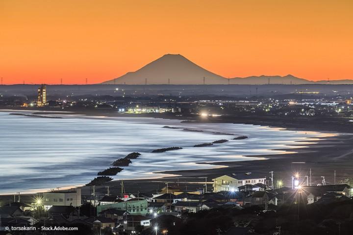 Präfektur Chiba – Messen, Disneyland und gleich neben Tokio