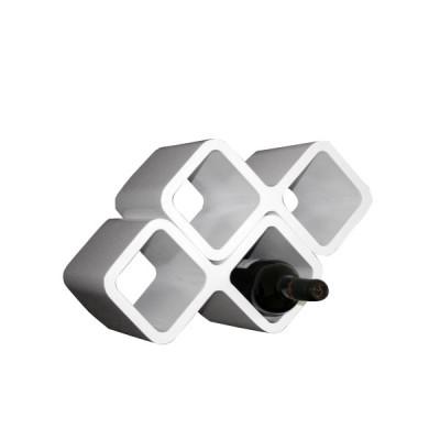 Cube Weinregal für vier Flaschen