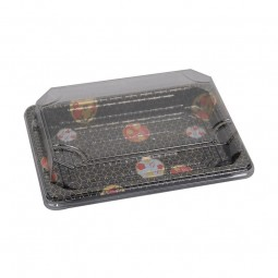 Deckel für Einweg-Schale 'Sakura' (50er Packung)