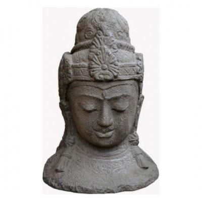 Dewi Sri Büste, Lavaguß