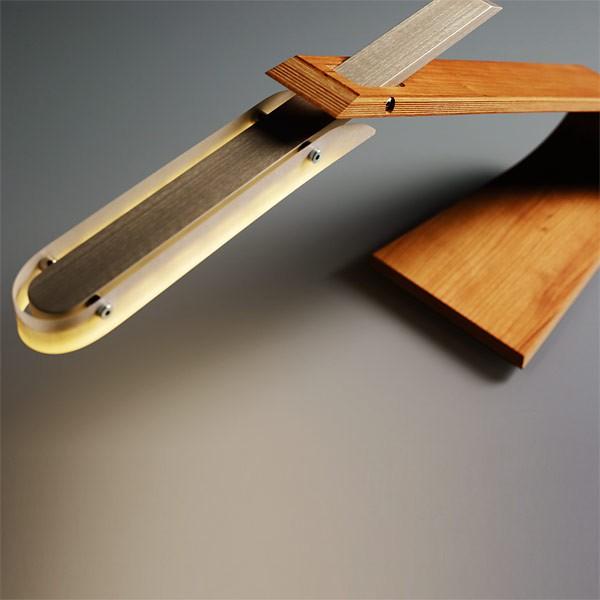 domus tischleuchte ibis led tisch stehlampen. Black Bedroom Furniture Sets. Home Design Ideas