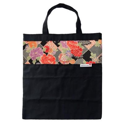 Einkaufstasche Japanwelt Blumenschach