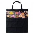 Einkaufstasche Japanwelt Blumenspiel