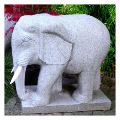 Elefant aus Granit