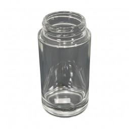 Ersatz-Glas Sojasaucen-Spender 100ml (Flasche ohne Deckel)
