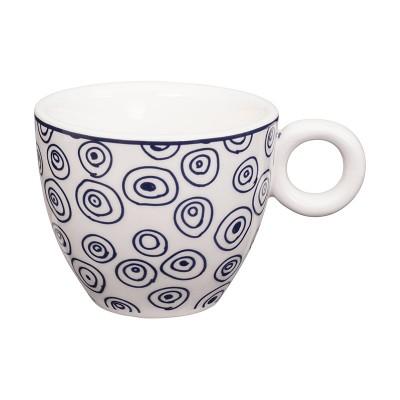 Espresso Tasse 'Tomekon Uzumaki Blue'