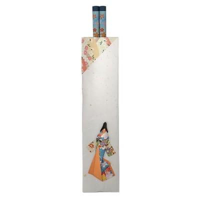 Essstäbchen - Geisha