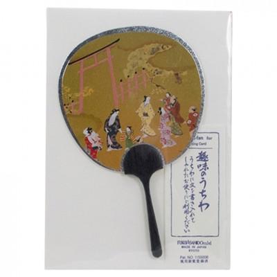 Fächerkarte Torii