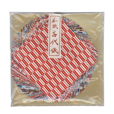 Faltpapier - Chiyogami
