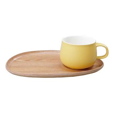 FIKA Kaffeegedeck aus Holz