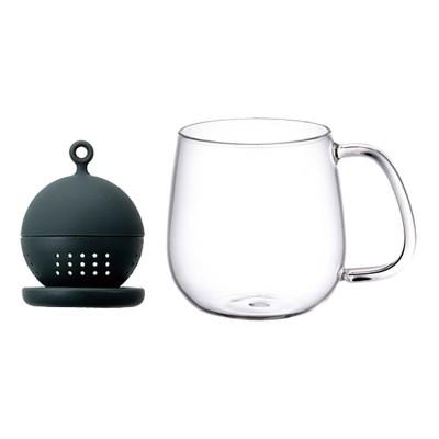 FLOATING TEA STRAINER & Tasse