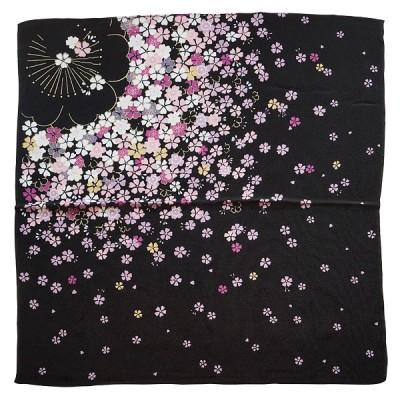 Furoshiki Blütenmeer 68 x 68cm