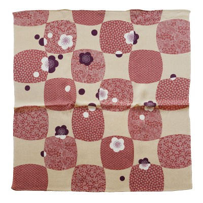 Furoshiki Blütenquadrat 68 x 68cm