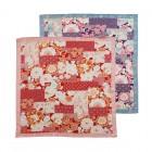 Furoshiki Ume Patchwork 72 x 72cm