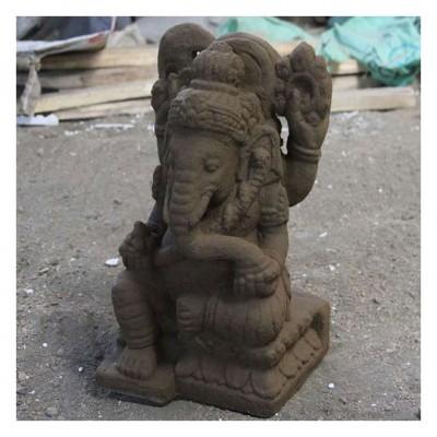 Ganesha, Steinguß