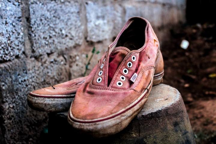 Schuhfetischismus in Japan: Mann stahl Frauenschuhe & ersetzte sie