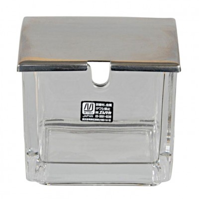 Glasbehälter für Ingwer