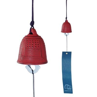 Windspiel - Feng Shui - Groß Rot