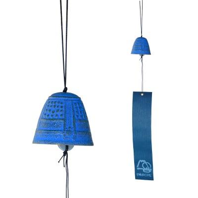 Windspiel - Feng Shui Klein Blau