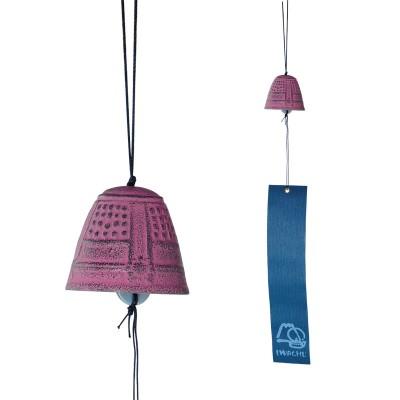 Windspiel - Feng Shui Klein Pink