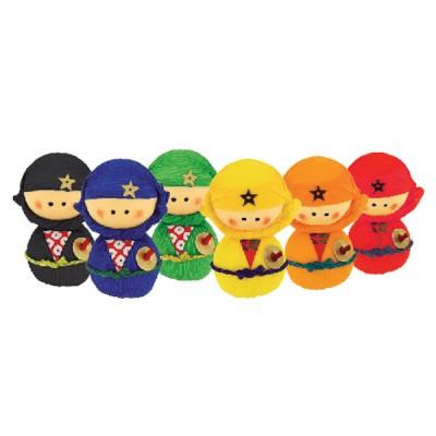 Glücksbringer - Ninja