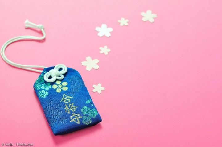 Japanische Glücksbringer: Omamori & Co.