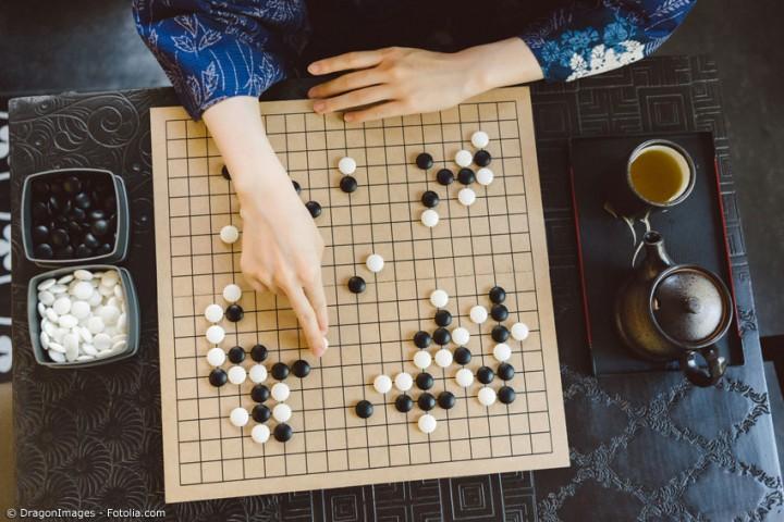Go & Shogi – die großen japanischen Strategiespiele