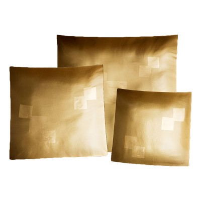 Goldschale Quadrat