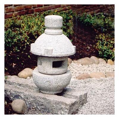 Granitlampe - Misaki